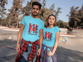 Why Shop Couple T-Shirts Online From Laparwah?